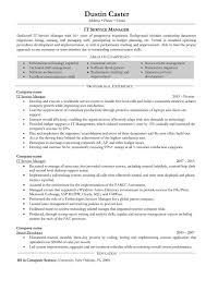 it manager resume it manager resume sles and writing guide 10 exles resumeyard
