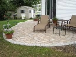 Small Brick Patio Ideas Patio 12 Patio Design Ideas Small Paver Patio Design Ideas