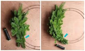 how to make a traditional christmas wreath fynes designs fynes