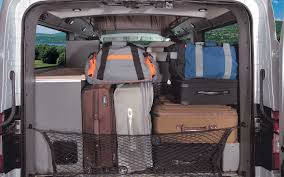 nissan nv2500 interior the n6 active by roadtrek travel and adventure truck trend