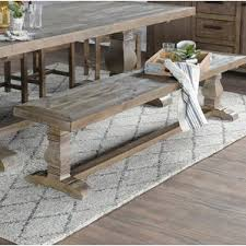 Country Casual Benches Kitchen U0026 Dining Benches You U0027ll Love Wayfair