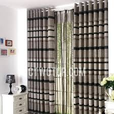 Brown Patterned Curtains Brown Patterned Curtains Innovative Modern Pattern Curtains
