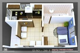 mini house plan tiny house