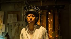 in the japanese film happiness a technological fix for sadness
