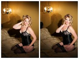 New Hollywood Lighting Bedroom Photography Set At Le Boudoir - Bedroom photography studio