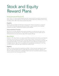 starbucks benefits special blend brochure