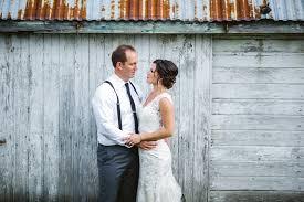 rustic barn wedding in chambersburg bryanna josh rj russo