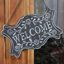 72 best garden signs images on garden signs metal