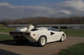 lamborghini replica october 2011 lamborghini countach replica
