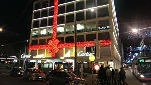 christmas time in geneva u2014 cool christmas lights abound u2013 swiss