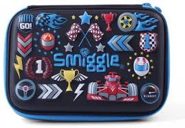 pencil box smiggle boys cool racing car sports hardtop 3d pencil