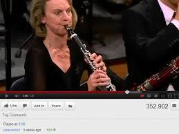Clarinet Player Meme - furious clarinet player imgur