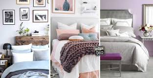le pour chambre couleurs pastel pour la chambre à coucher 20 idées pour vous