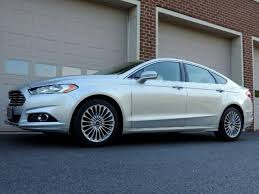 rims for 2014 ford fusion 2014 ford fusion titanium stock 238237 for sale near edgewater