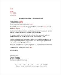 payment letter format outstanding payment letter format the best letter sle
