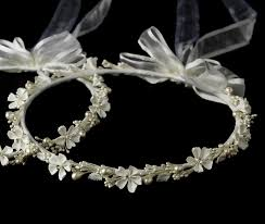 wedding crowns delightful flower stefana crowns bridal
