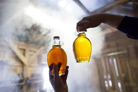 Backyard Maple Syrup by Down In North Carolina One Family Makes Maple Syrup In Its Own