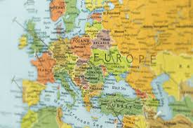 a map of europe with countries map of europe best universities in europe times higher education