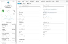 introduction to the job profile job detail tab and job creation