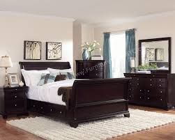Mollai Collections Bedroom Set Dark Wood Furniture Bedroom Ideas Vivo Furniture
