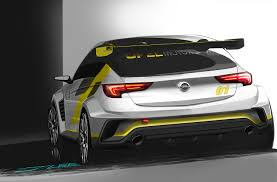 opel astra 2015 opel teases astra tcr with couple of sketches