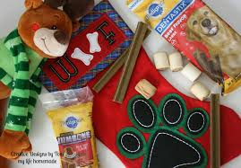my life homemade stocking stuffer ideas for puppies
