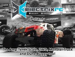 monster truck buggy ecx