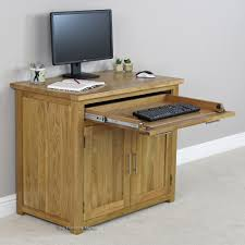 Home Office London by London Solid Oak Hideaway Home Office Computer Desk