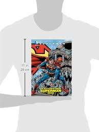 superman death return superman omnibus jurgens
