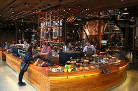 world s largest starbucks will open in manhattan