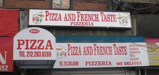 the fusion files french pizza in harlem by way of africa fried