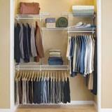 Closetmaid System Budget Basics Cheap Closet Systems Apartment Therapy