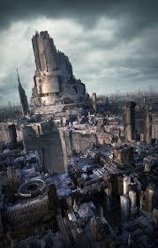 341 best futuristic cities images on pinterest concept art