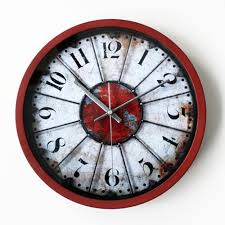 zero usb 3d modern digital led home wall clock timer 24 12 hour