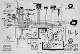 honda cg 125 wiring diagram pdf honda wiring diagrams collection