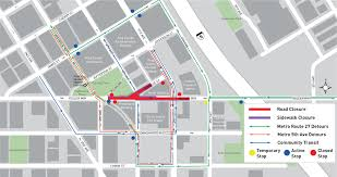Seattle Map Downtown by Yesler Bridge Over 4th Avenue S Project Seattle Department Of