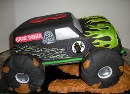 9 best monster truck cake images on pinterest monster trucks