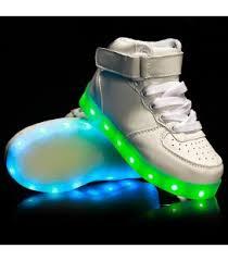 Kids Light Up Shoes Glidekicks Juniors Light Up Led Shoes Kids Luminous Usb Sneakers