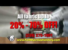 Upholstery Ft Myers A 30 Second Introduction To Fort Myers Upholstery U0026 Window