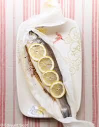 cuisine papillote mon poisson papillote pour 4 personnes recettes à table