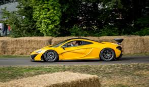 Bill Gates Cars Images by Goodwood Gallery The Big Four Mclaren P1