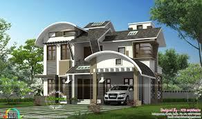 2111 sq ft ultra modern house kerala home design and ultra