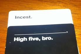 words against humanity cards 26 times cards against humanity was almost