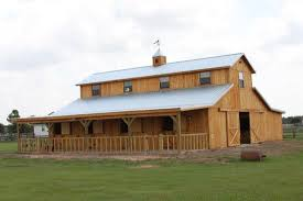 Horse Barns With Apartments Plans Barns And Buildings Quality Barns And Buildings Horse Barns