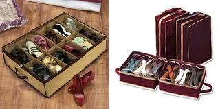 8 clever ways to store shoes in a compact space best travel under bed shoe racks
