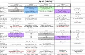vacation planning template vacation schedule jpg free human