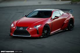 lexus that looks like a lamborghini why cut up a 100 000 car speedhunters