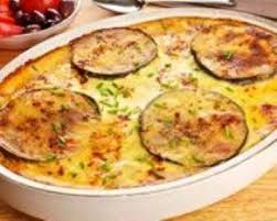 comment cuisiner aubergine recette clafoutis d aubergines et de courgettes
