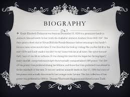 emily dickinson biography death emily dickinson amber shields biography emily elizabeth
