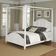Bed Frame Styles Home Styles Bedford Canopy Bed Black Hayneedle